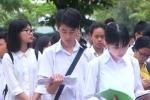 Tuyển sinh lớp 10 tại Hà Nội năm 2018: Công bố 9 điểm mới nhất