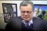 Khoảnh khắc Đại sứ Nga tại Thổ Nhĩ Kỳ bị bắn chết qua camera an ninh