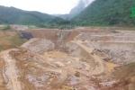 Nghi vấn phá rừng đặc dụng để khai thác vàng ở Thái Nguyên