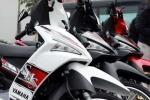 Yamaha Sirius là mẫu xe được bán nhiều nhất năm 2016