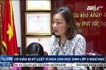 Hà Nội: Dọa cho học sinh nghỉ học, cô giáo bị kỷ luật