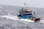 Đi tránh bão số 10, một tàu cá Nghệ An gặp nạn trôi lênh đênh trên biển