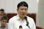 Tuyên án ông Đinh La Thăng 18 năm tù, bồi thường 600 tỷ đồng