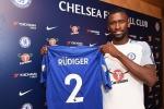 Tin chuyển nhượng 10/7: Chelsea mua Rudiger, MU nhắm James Rodriguez