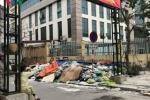 Chặn xe vào bãi rác Nam Sơn: Chính quyền đối thoại, dân chưa đồng thuận