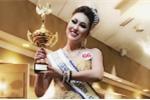 Có thể bị phạt vì thi chui, Hoa hậu Phi Thanh Vân nói gì?