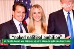 Đầu quân cho Tổng thống Trump, giám đốc truyền thông Nhà Trắng bị vợ bỏ