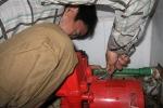 Gần 700 triệu đồng biến mất cùng gã thợ sửa ống nước