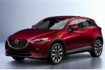 Hình ảnh Mazda CX-3 mới tăng kích thước, đối đầu Honda HR-V