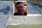 Chồng dùng flycam theo dõi, bắt quả tang vợ ngoại tình