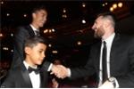 Đánh bại Messi, Ronaldo lần thứ hai giành giải FIFA The Best 2017