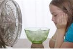 Sử dụng quạt mùa nóng, bạn nên tránh những thói quen dưới đây để không gây hại sức khỏe