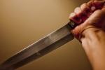 Bắt gã thanh niên dùng dao cứa cổ bạn tình đồng tính để cướp xe SH