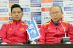 HLV Park Hang Seo: Tuyển Việt Nam chiến đấu với tinh thần tuyệt vời