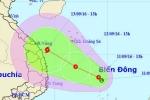 Áp thấp nhiệt đới có nguy cơ thành bão, mưa dông lớn trong cả nước