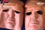 Đeo mặt nạ Donald Trump đi cướp ATM bất thành