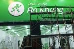 Thế Giới Di Động chính thức mở cửa hàng bán thuốc tây
