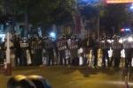 An ninh trật tự tại khu vực UBND tỉnh Bình Thuận được đảm bảo