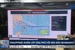 Siêu bão MANGKHUT đổ bộ, Philippines khẩn cấp ứng phó
