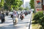 Miền Bắc hanh khô ngày cuối tuần
