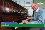 Thợ sửa đàn phát hiện kho báu 'khủng' trong chiếc piano cổ