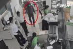 Dựng chân dung nghi phạm cướp 2 tỷ đồng ở ngân hàng Trà Vinh