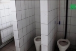 Quên làm bài tập, học sinh tiểu học bị phạt liếm nhà vệ sinh 12 lần