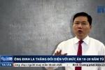 Ông Đinh La Thăng đối diện án 10-20 năm tù