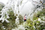 Đón không khí lạnh tăng cường, miền Bắc có thể xuất hiện băng giá