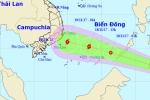 Dự báo thời tiết hôm nay 17/11: Áp thấp nhiệt đới khả năng mạnh lên thành bão