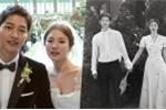 Những hình ảnh ngọt lịm tim trong đám cưới thế kỷ của Song - Song
