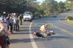 Từ mảnh vỡ xe Fortuner, tìm ra nghi phạm gây tai nạn chết người