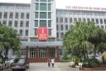 Học viện Báo chí và Tuyên truyền công bố điểm chuẩn nguyện vọng 2 năm 2016