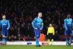 Thua 2 bàn trong 70 giây, Arsenal suýt 'nếm trái đắng' ở cúp C2