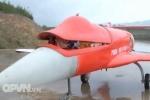 Sức mạnh máy bay không người lái phản lực do Việt Nam sản xuất