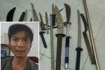 Bắt kẻ trốn truy nã làm trùm ma túy ở Đồng Nai