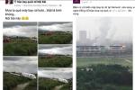 Kẻ tung tin thất thiệt 'máy bay rơi ở Nội Bài' là ai?