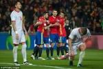 Kết quả vòng loại World Cup 2018: Tây Ban Nha, Italia tiếp tục đua song mã