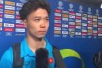 Công Phượng mong người hâm mộ giữ vững niềm tin vào đội tuyển Việt Nam