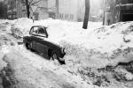 Lạnh cóng người trước những bức ảnh về mùa đông giá rét kỉ lục