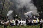 Rơi máy bay chở 100 người tại Cuba: Xác định nguyên nhân ban đầu