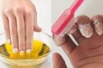 Mách bạn cách khắc phục tình trạng móng tay bị ố vàng cực đơn giản