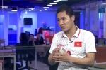 Cựu danh thủ Hồng Sơn: 'Các cầu thủ của chúng ta có lòng quả cảm tuyệt vời!'