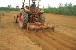 Hệ thống máy canh tác và thu hoạch cây sắn