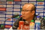 HLV Park thừa nhận U23 Việt Nam thắng U23 Indonesia nhờ may mắn