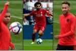 Liverpool vs PSG: Salah, Neymar, Mbappe và cuộc đấu kế thừa ngai vàng
