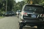 Làm rõ vụ xe công chở cán bộ đi ăn cưới ở Vĩnh Long