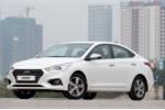 Hyundai Accent tiếp tục khuynh đảo phân khúc sedan hạng B