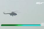 Video: Diễn tập cứu hộ máy bay rơi, trực thăng thả dây cứu phi công gặp nạn