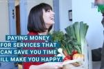 Khoa học chứng minh: Tiền thực sự mua được hạnh phúc